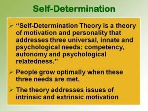 2.1.1.3-1 Self-Determination
