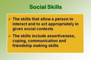 Social Skills P